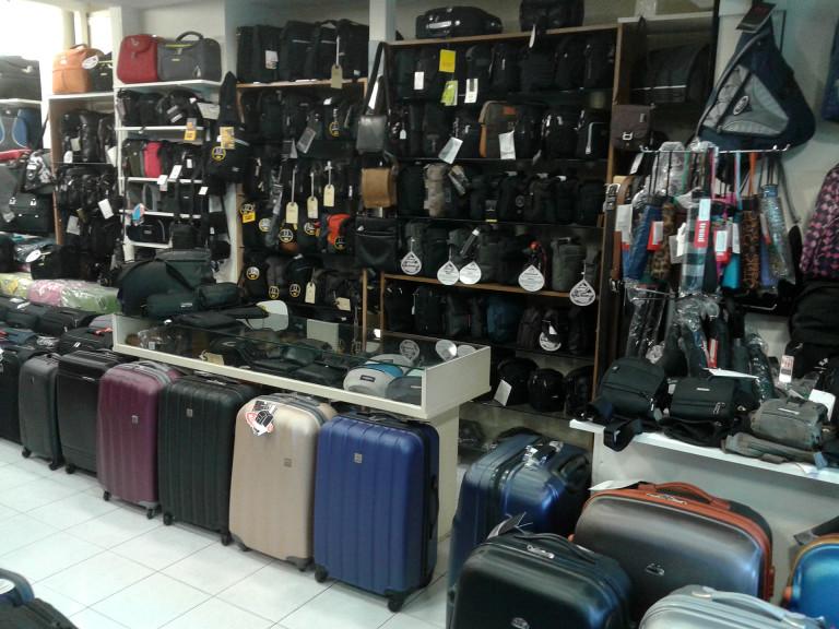 Βαλίτσες μεγάλης χωρητικότητας