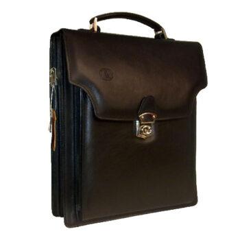 Επαγγελματική τσάντα δερμάτινη GRE720